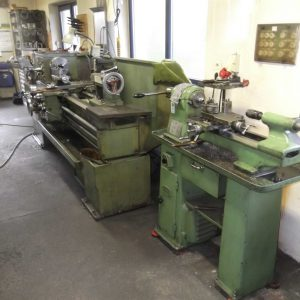 Conventional Turning Lathes