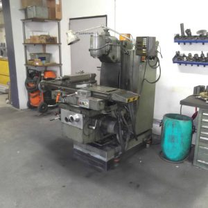 Universal Milling Machine Conventional