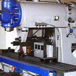 Milling Machines – Universal Milling Machine, Travel 1800 Mm, Milling Of Lathe Beds